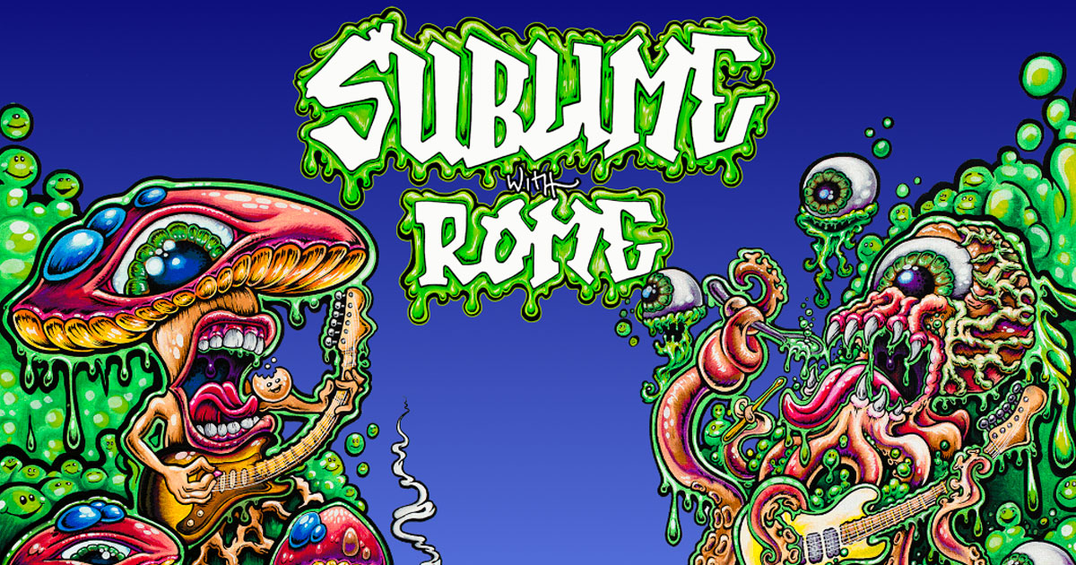 Official website of Sublime with Rome!